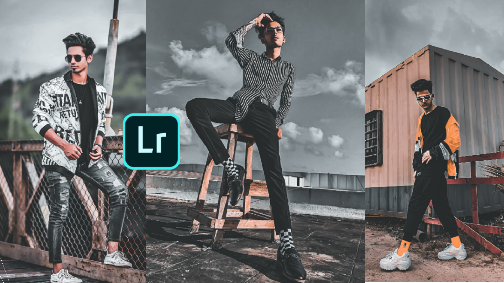 Lightroom Urban Photography Presets Download